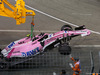 GP SINGAPORE, 16.09.2018 - Gara, Esteban Ocon (FRA) Racing Point Force India F1 VJM11