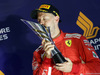GP SINGAPORE, 16.09.2018 - Gara, 3rd place Sebastian Vettel (GER) Ferrari SF71H