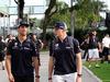 GP SINGAPORE, 13.09.2018 - Daniel Ricciardo (AUS) Red Bull Racing RB14 e Max Verstappen (NED) Red Bull Racing RB14