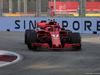 GP SINGAPORE, 14.09.2018 - Free Practice 1, Kimi Raikkonen (FIN) Ferrari SF71H