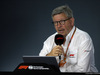 GP SINGAPORE, 14.09.2018 - Press meeting, 2021 Concept Cars, Ross Brawn (GBR) Formula One Managing Director of Motorsports