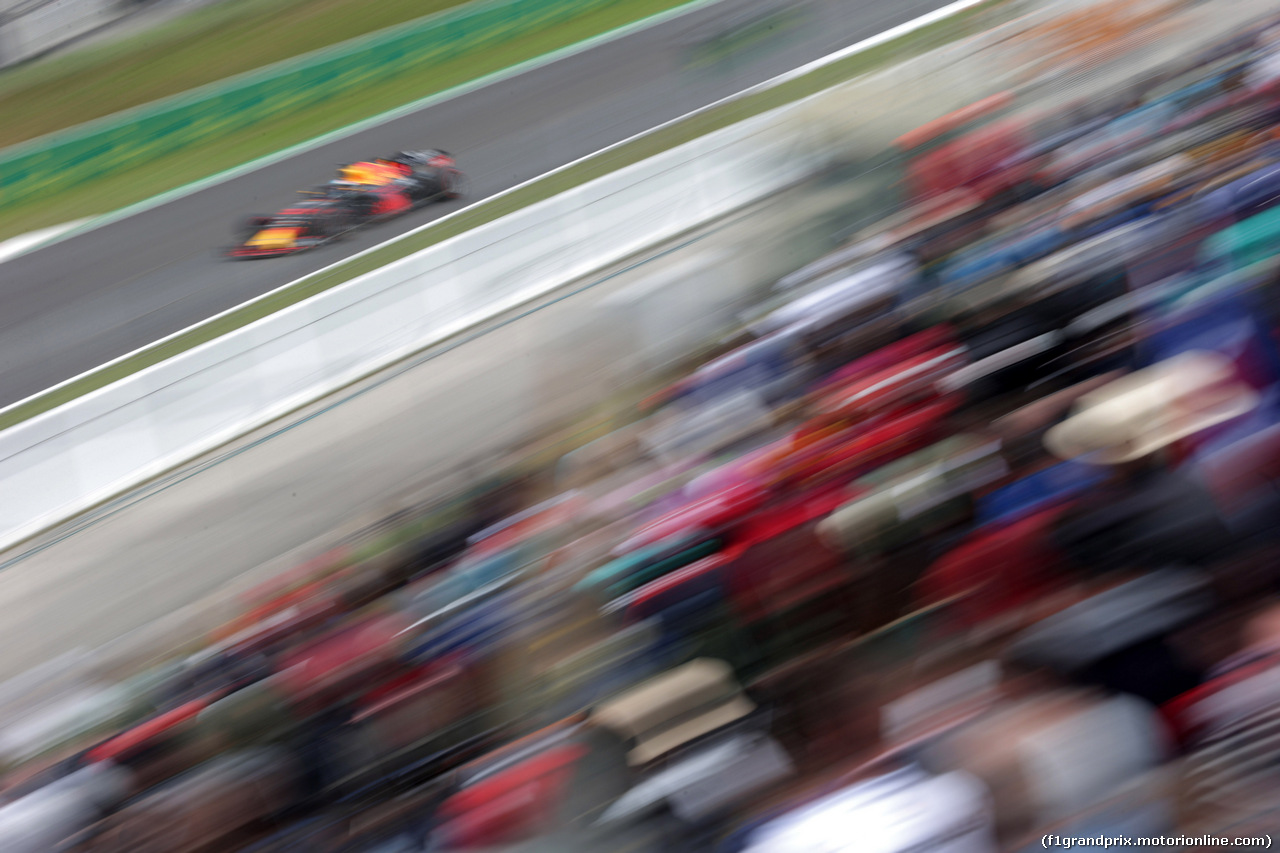 GP SPAGNA, 13.05.2018 - Gara, Daniel Ricciardo (AUS) Red Bull Racing RB14