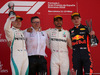 GP SPAGNA, 13.05.2018 - Gara, 2nd place Valtteri Bottas (FIN) Mercedes AMG F1 W09, Lewis Hamilton (GBR) Mercedes AMG F1 W09 vincitore e 3rd place Max Verstappen (NED) Red Bull Racing RB14