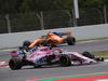 GP SPAGNA, 13.05.2018 - Gara, Sergio Perez (MEX) Sahara Force India F1 VJM011
