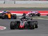 GP SPAGNA, 13.05.2018 - Gara, Romain Grosjean (FRA) Haas F1 Team VF-18