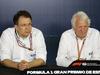 GP SPAGNA, 10.05.2018 - Conferenza Stampa, Charlie Whiting, FIA e Nikolas Tombazis, FIA Head of Technical Matters