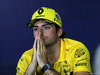 GP SPAGNA, 10.05.2018 - Conferenza Stampa, Carlos Sainz Jr (ESP) Renault Sport F1 Team RS18