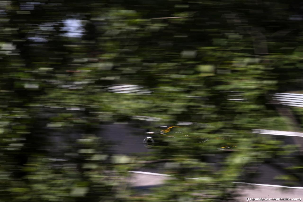 GP UNGHERIA, 29.07.2018 - Gara, Nico Hulkenberg (GER) Renault Sport F1 Team RS18