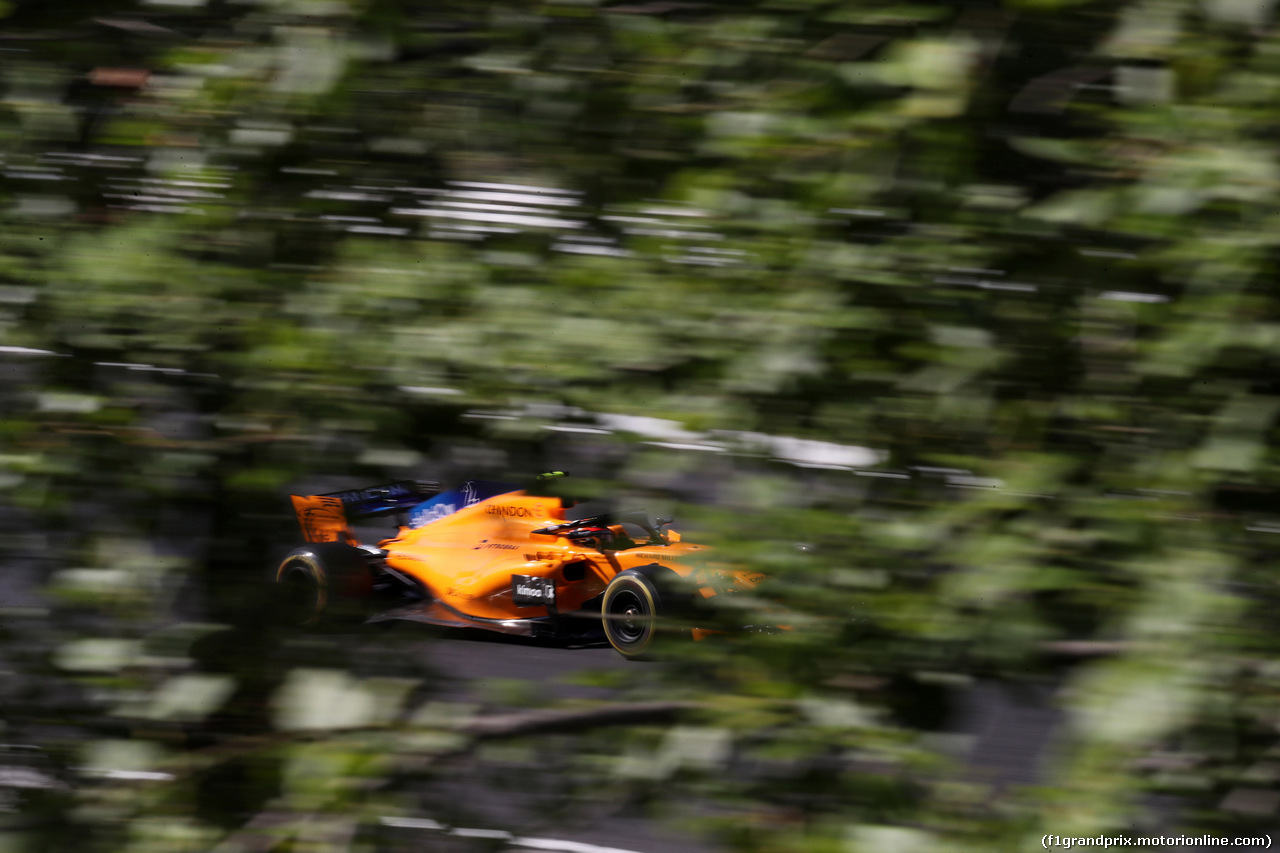GP UNGHERIA, 29.07.2018 - Gara, Stoffel Vandoorne (BEL) McLaren MCL33