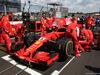 GP UNGHERIA, 29.07.2018 - Gara, Sebastian Vettel (GER) Ferrari SF71H