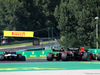 GP UNGHERIA, 29.07.2018 - Gara, Stoffel Vandoorne (BEL) McLaren MCL33 e Daniel Ricciardo (AUS) Red Bull Racing RB14