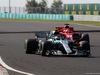 GP UNGHERIA, 29.07.2018 - Gara, Valtteri Bottas (FIN) Mercedes AMG F1 W09 e Sebastian Vettel (GER) Ferrari SF71H