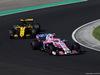 GP UNGHERIA, 29.07.2018 - Gara, Esteban Ocon (FRA) Sahara Force India F1 VJM11 e Nico Hulkenberg (GER) Renault Sport F1 Team RS18