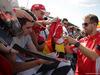 GP UNGHERIA, 26.07.2018 - Autograph session, Sebastian Vettel (GER) Ferrari SF71H