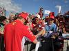 GP UNGHERIA, 26.07.2018 - Autograph session, Kimi Raikkonen (FIN) Ferrari SF71H
