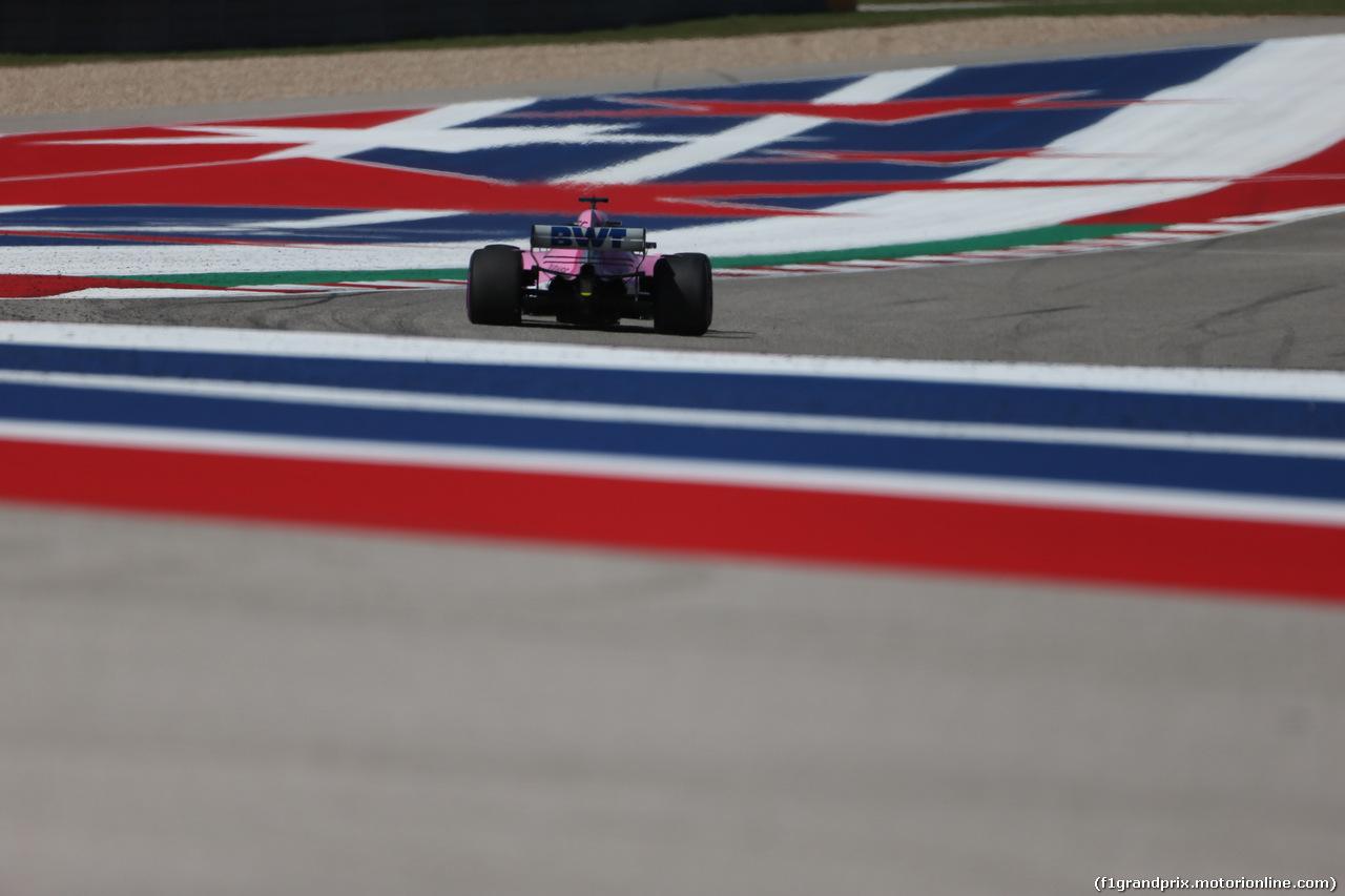 GP USA - Gara