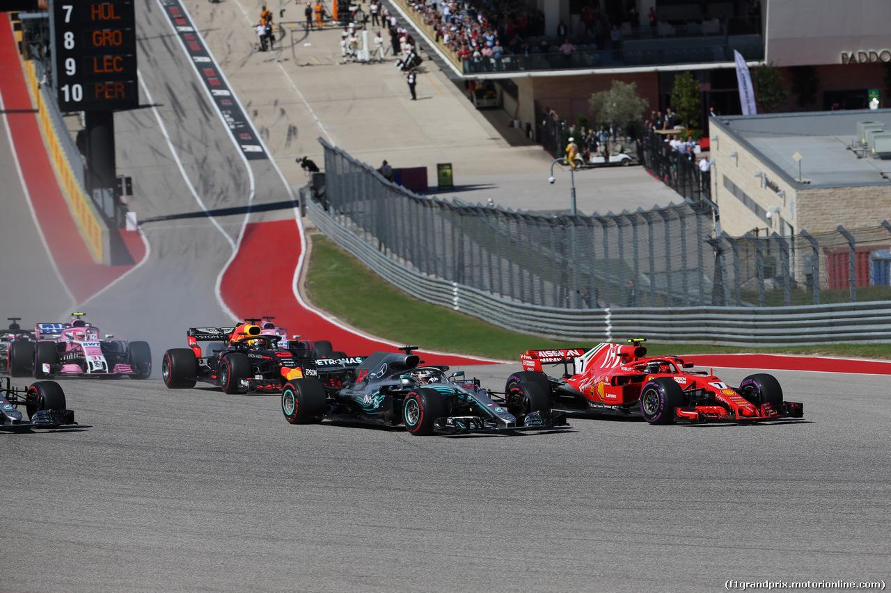GP USA, 21.10.2018- Gara,