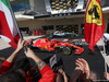 GP USA, 21.10.2018- Festeggiamenti in parc fermee, winner Kimi Raikkonen (FIN) Ferrari SF71H
