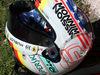 GP USA, 21.10.2018- Gara, Sebastian Vettel (GER) Ferrari SF71H special helmet