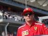 GP USA, 21.10.2018- driver parade, Kimi Raikkonen (FIN) Ferrari SF71H