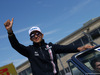 GP USA, 21.10.2018- driver parade, Esteban Ocon (FRA) Racing Point Force India F1 VJM11