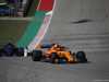 GP USA, 21.10.2018- Gara, Stoffel Vandoorne (BEL) McLaren MCL33