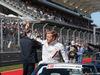 GP USA, 21.10.2018- driver parade, Marcus Ericsson (SUE) Alfa Romeo Sauber C37