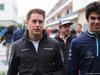 GP USA, 19.10.2018- Stoffel Vandoorne (BEL) McLaren MCL33 e Lance Stroll (CDN) Williams FW41