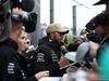 GP USA, 20.10.2018- Autograph Session, Lewis Hamilton (GBR) Mercedes AMG F1 W09
