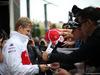 GP USA, 20.10.2018- Autograph Session, Marcus Ericsson (SUE) Alfa Romeo Sauber C37