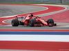 GP USA, 20.10.2018- free practice 3, Sebastian Vettel (GER) Ferrari SF71H