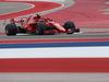 GP USA, 20.10.2018- free practice 3, Kimi Raikkonen (FIN) Ferrari SF71H