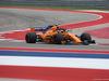 GP USA, 20.10.2018- free practice 3, Stoffel Vandoorne (BEL) McLaren MCL33