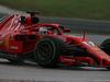 GP USA, 19.10.2018- free Practice 1,  Sebastian Vettel (GER) Ferrari SF71H out of the track