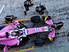 TEST F1 ABU DHABI 27 NOVEMBRE, Sergio Perez (MEX) Racing Point Force India F1 VJM11. 27.11.2018.