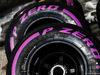 TEST F1 ABU DHABI 27 NOVEMBRE, Pirelli tyres. 27.11.2018.