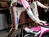 TEST F1 ABU DHABI 27 NOVEMBRE, Lance Stroll (CDN) Racing Point Force India F1 VJM11. 27.11.2018.
