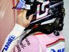 TEST F1 ABU DHABI 27 NOVEMBRE, Lance Stroll (CDN) Racing Point Force India F1 Team. 27.11.2018.