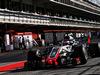 TEST F1 BARCELLONA 15 MAGGIO, Romain Grosjean (FRA) Haas F1 Team VF-18. 15.05.2018.