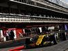 TEST F1 BARCELLONA 15 MAGGIO, Carlos Sainz Jr (ESP) Renault Sport F1 Team RS18 running sensor equipment. 15.05.2018.