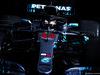 TEST F1 BARCELLONA 15 MAGGIO, Lewis Hamilton (GBR) Mercedes AMG F1 W09 running sensor equipment. 15.05.2018.