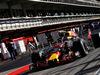 TEST F1 BARCELLONA 15 MAGGIO, Max Verstappen (NLD) Red Bull Racing RB14 running sensor equipment. 15.05.2018.