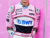 TEST F1 BARCELLONA 16 MAGGIO, Nikita Mazepin (RUS) Sahara Force India F1 Team Development Driver. 16.05.2018.