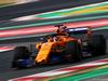 TEST F1 BARCELLONA 1 MARZO, Stoffel Vandoorne (BEL) McLaren MCL33. 01.03.2018.