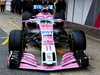 TEST F1 BARCELLONA 26 FEBBRAIO, The Sahara Force India F1 VJM11. 26.02.2018.