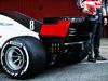 TEST F1 BARCELLONA 26 FEBBRAIO, Haas VF-18 rear wing detail. 26.02.2018.