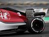 TEST F1 BARCELLONA 26 FEBBRAIO, Sauber C37 rear wing detail e sensor equipment. 26.02.2018.