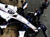 TEST F1 BARCELLONA 26 FEBBRAIO, Lance Stroll (CDN) Williams FW41. 26.02.2018.