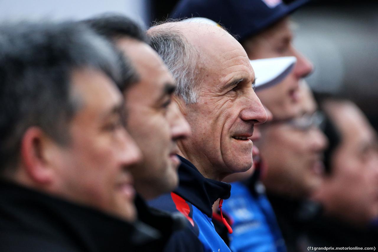 TEST F1 BARCELLONA 26 FEBBRAIO, Franz Tost (AUT) Scuderia Toro Rosso Team Principal. 26.02.2018.