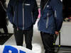 TEST F1 BARCELLONA 27 FEBBRAIO, (L to R): Tom McCullough (GBR) Sahara Force India F1 Team Chief Engineer with Andrew Green (GBR) Sahara Force India F1 Team Technical Director. 27.02.2018.
